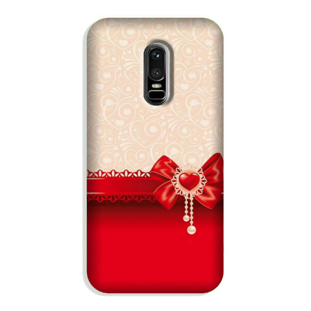 Gift Wrap3 Case for OnePlus 6