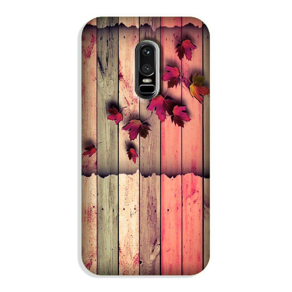 Wooden look2 Case for OnePlus 6