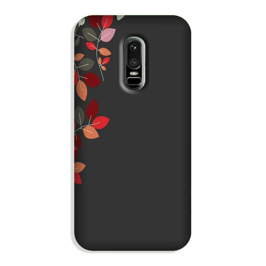 Grey Background Case for OnePlus 6