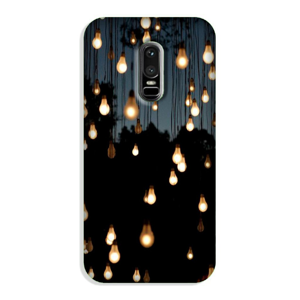 Party Bulb Case for OnePlus 6