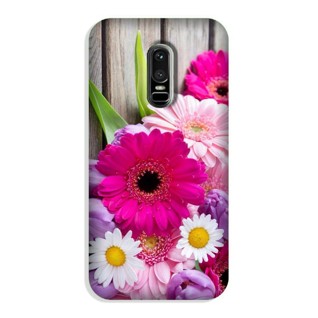 Coloful Daisy2 Case for OnePlus 6