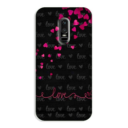 Love in Air Case for OnePlus 6