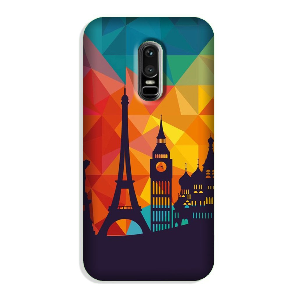 Eiffel Tower2 Case for OnePlus 6