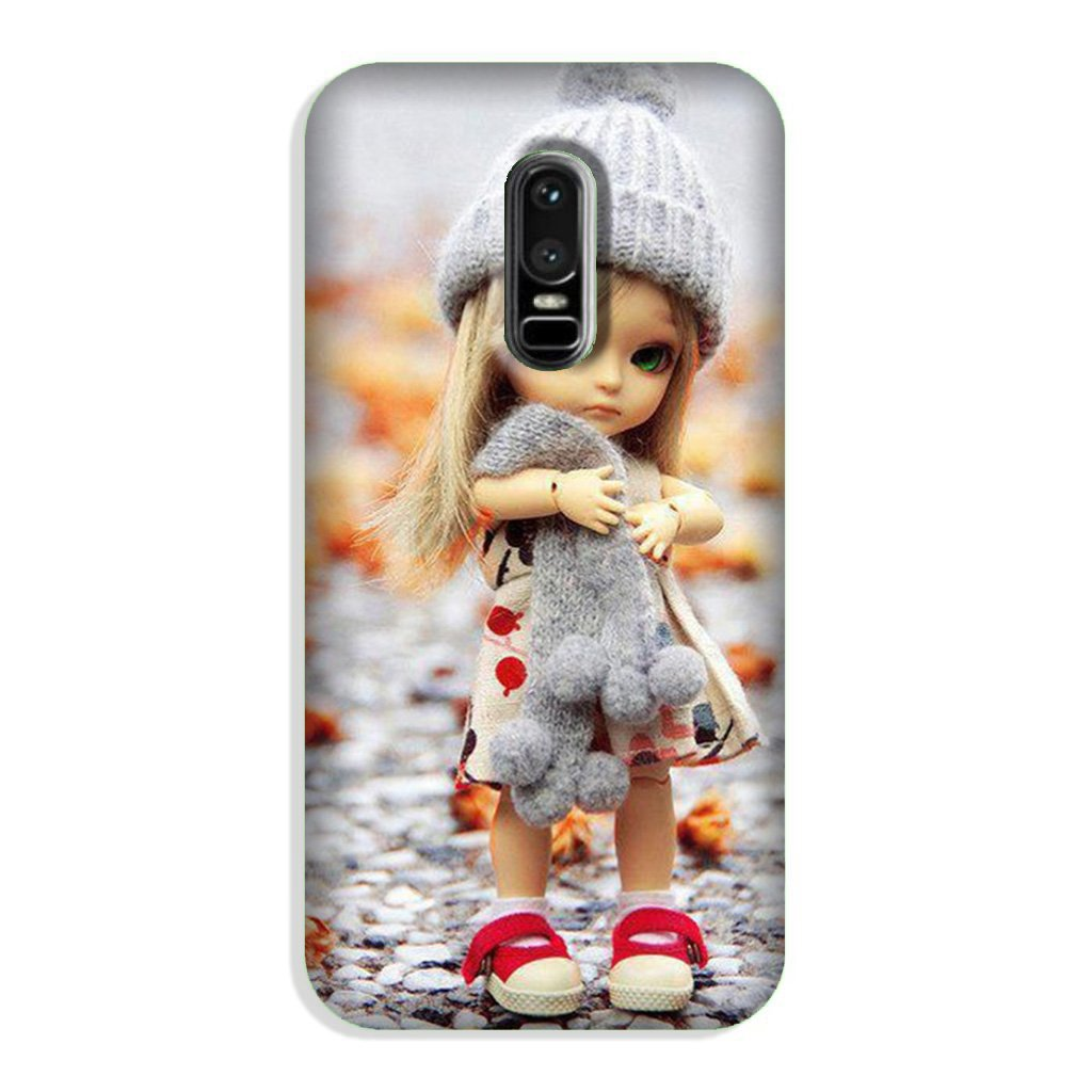 Cute Doll Case for OnePlus 6