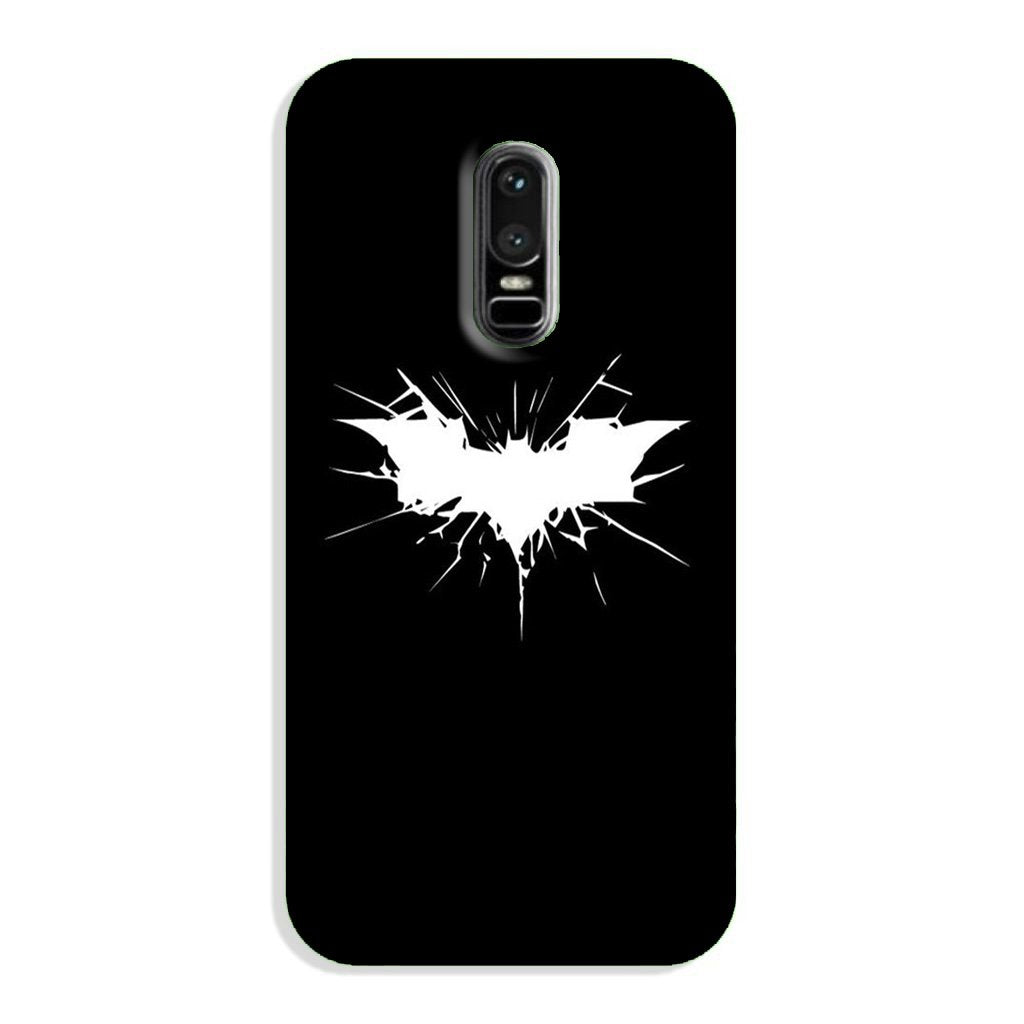 Batman Superhero Case for OnePlus 6  (Design - 119)