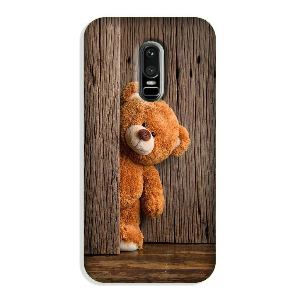 Cute Beer Case for OnePlus 6  (Design - 129)