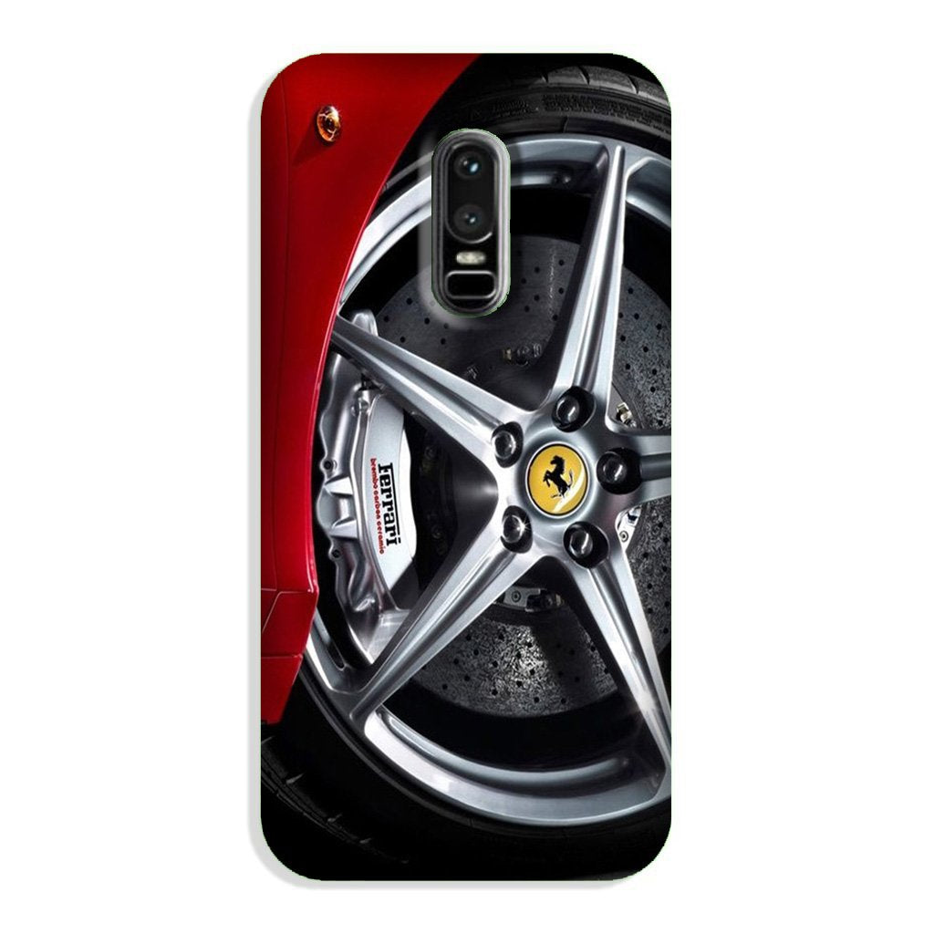 Ferari  Case for OnePlus 6  (Design - 133)