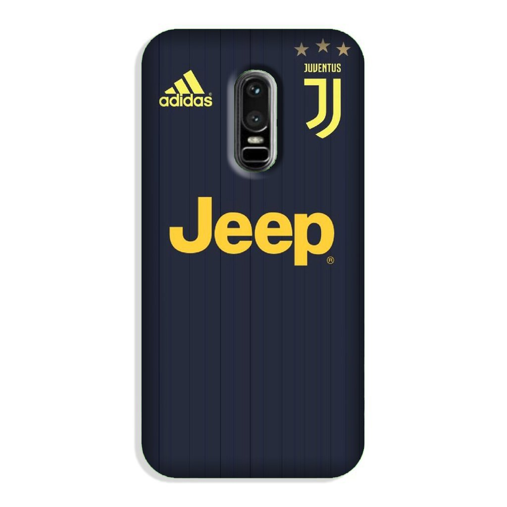 Jeep Juventus Case for OnePlus 6  (Design - 161)