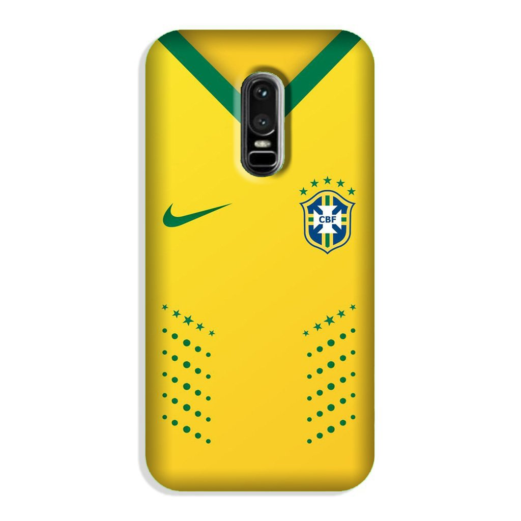 Brazil Case for OnePlus 6  (Design - 176)
