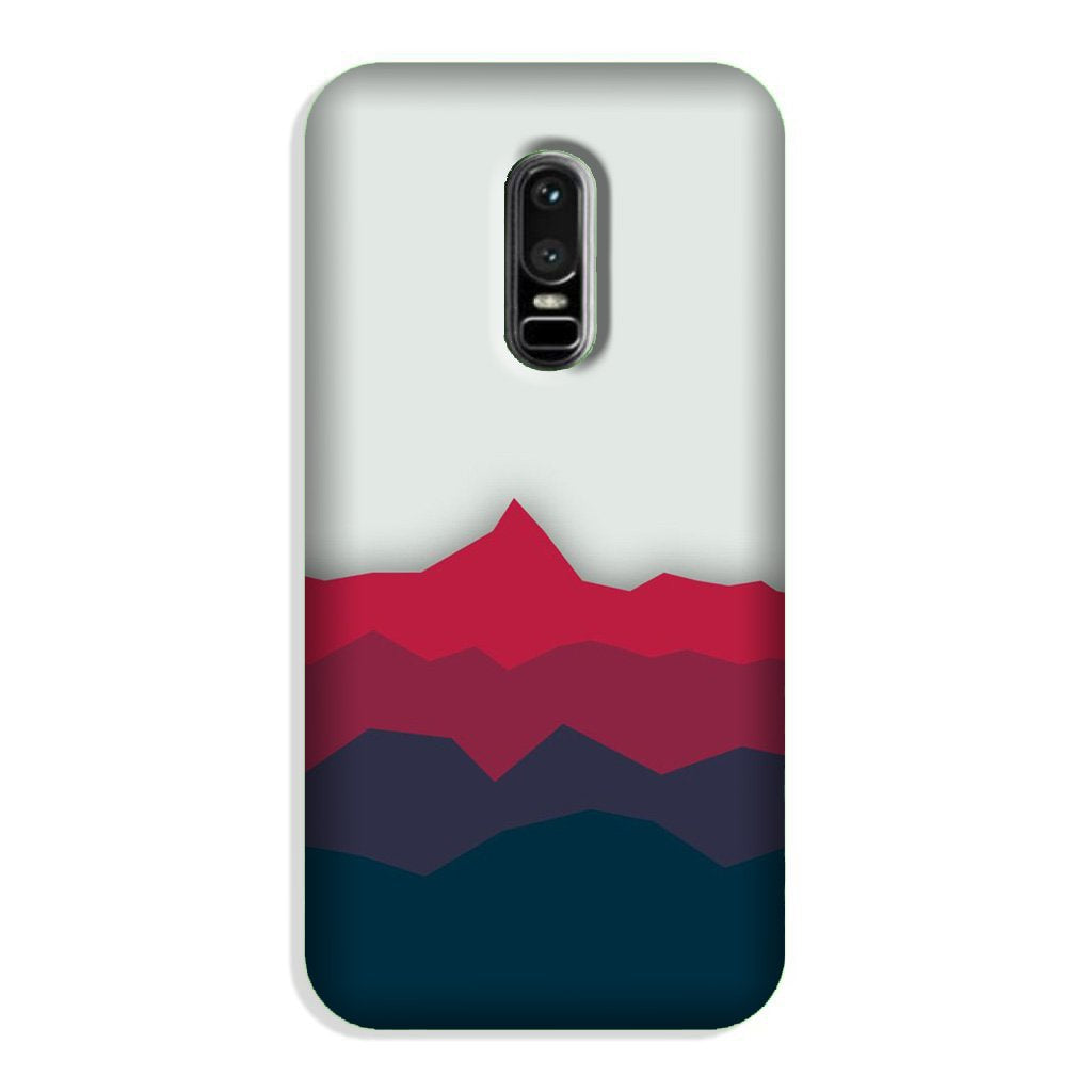 Designer Case for OnePlus 6 (Design - 195)