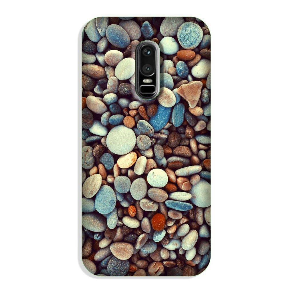 Pebbles Case for OnePlus 6 (Design - 205)
