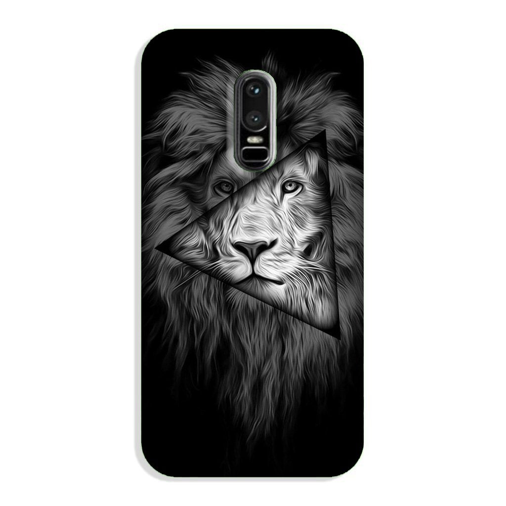 Lion Star Case for OnePlus 6 (Design No. 226)