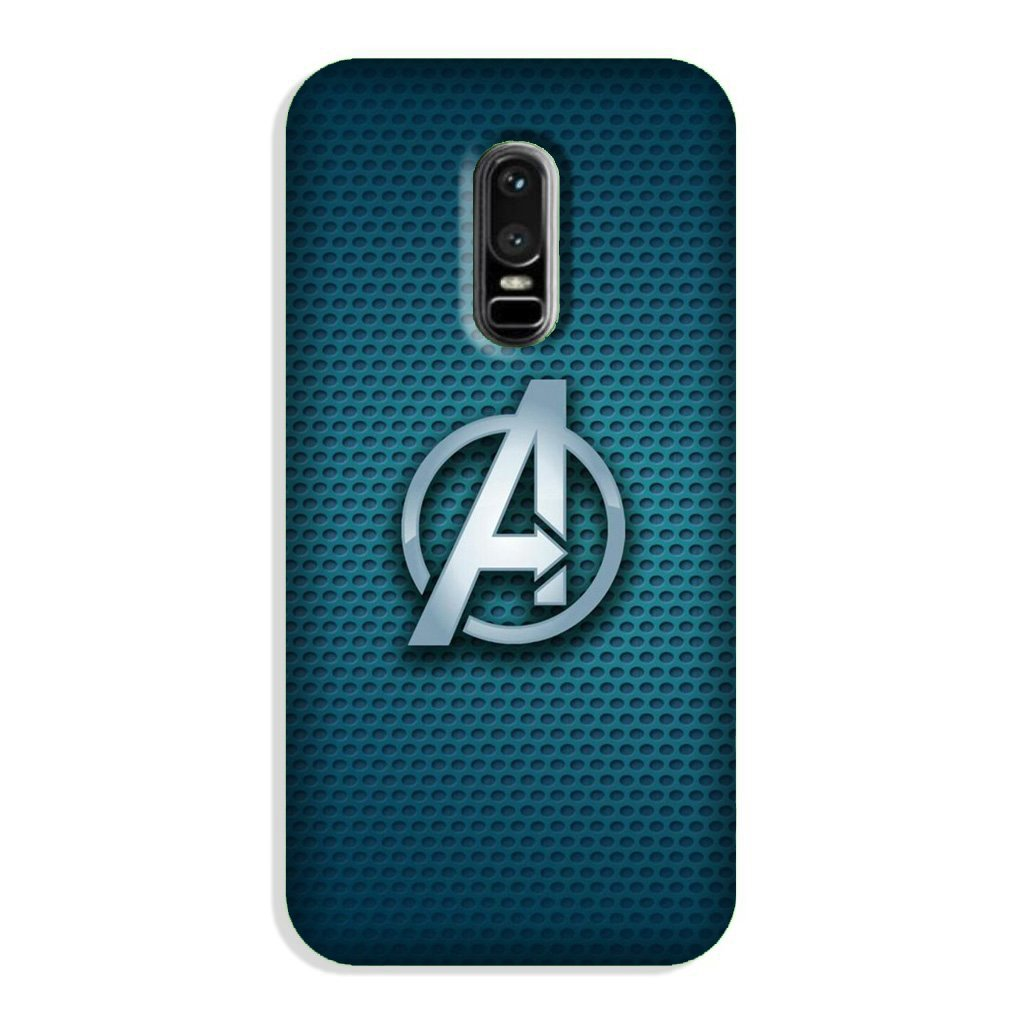 Avengers Case for OnePlus 6 (Design No. 246)
