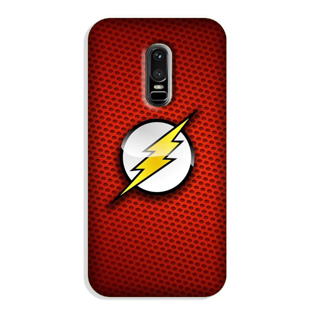 Flash Case for OnePlus 6 (Design No. 252)