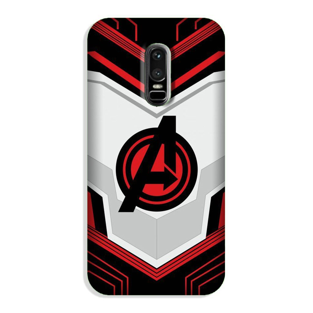 Avengers2 Case for OnePlus 6 (Design No. 255)