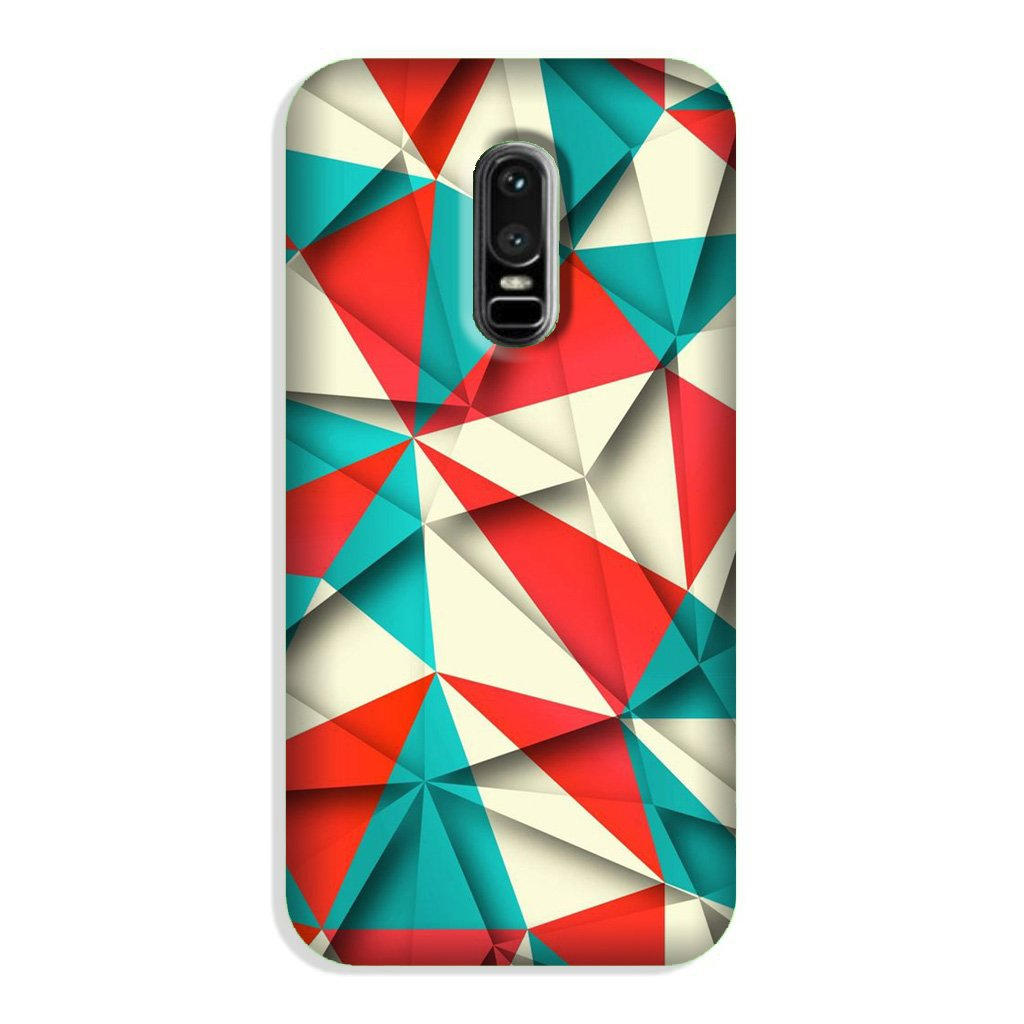 Modern Art Case for OnePlus 6 (Design No. 271)