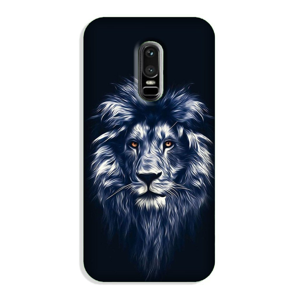 Lion  Case for OnePlus 6 (Design No. 281)