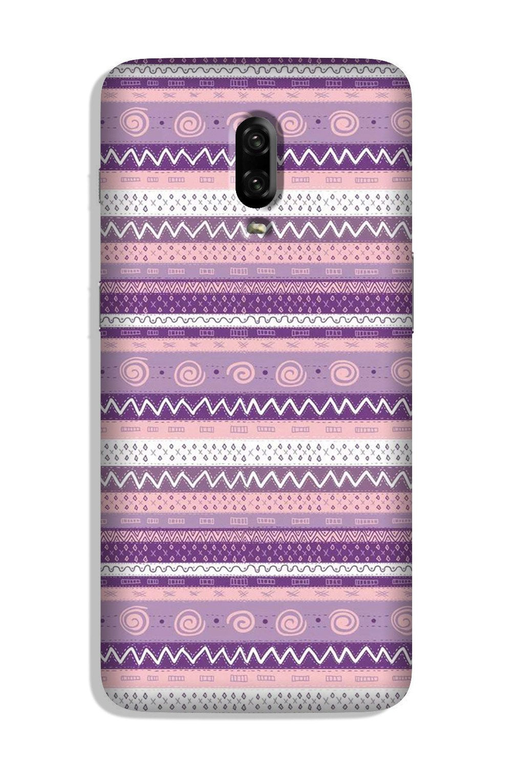 Zigzag line pattern3 Case for OnePlus 7
