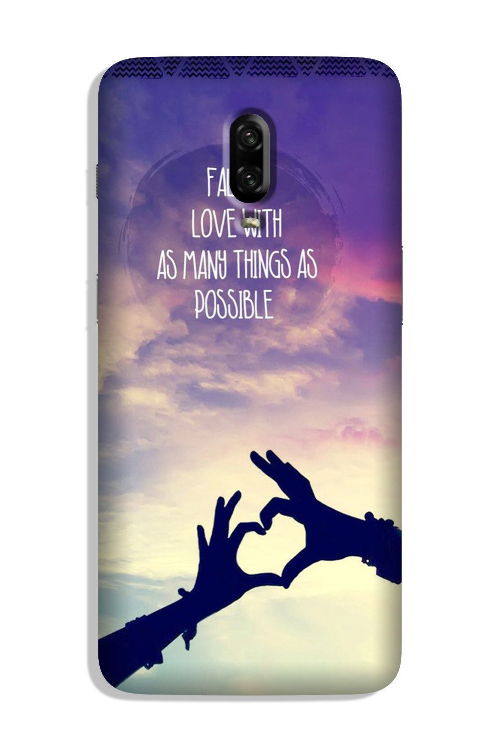 Fall in love Case for OnePlus 7