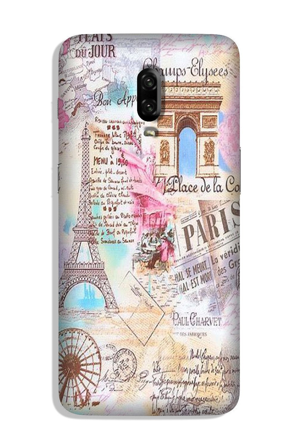 Paris Eiftel Tower Case for OnePlus 7