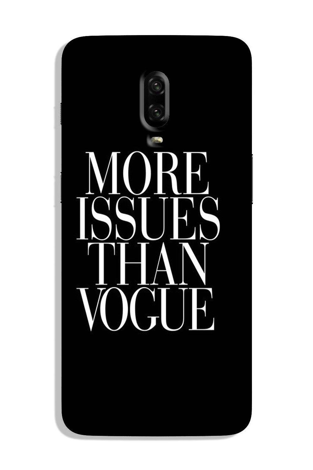 More Issues than Vague Case for OnePlus 7