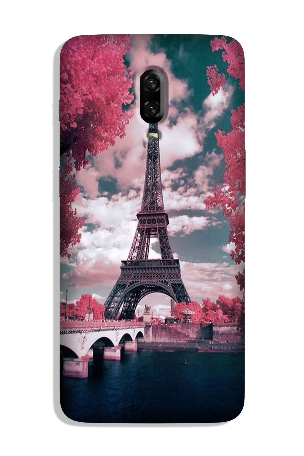Eiffel Tower Case for OnePlus 7  (Design - 101)