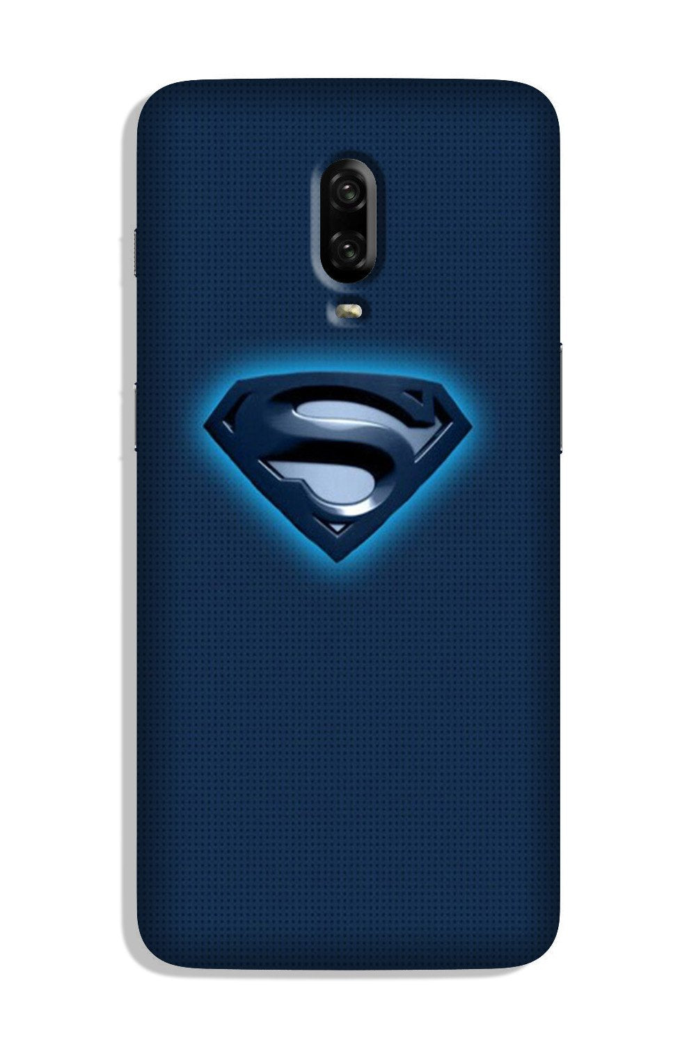 Superman Superhero Case for OnePlus 7  (Design - 117)