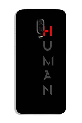 Human Case for OnePlus 7  (Design - 141)