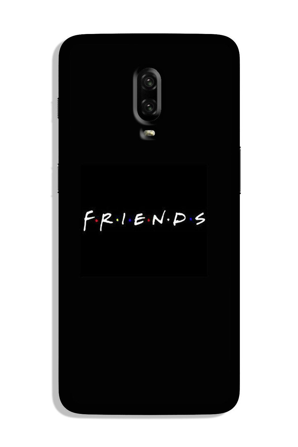 Friends Case for OnePlus 7  (Design - 143)