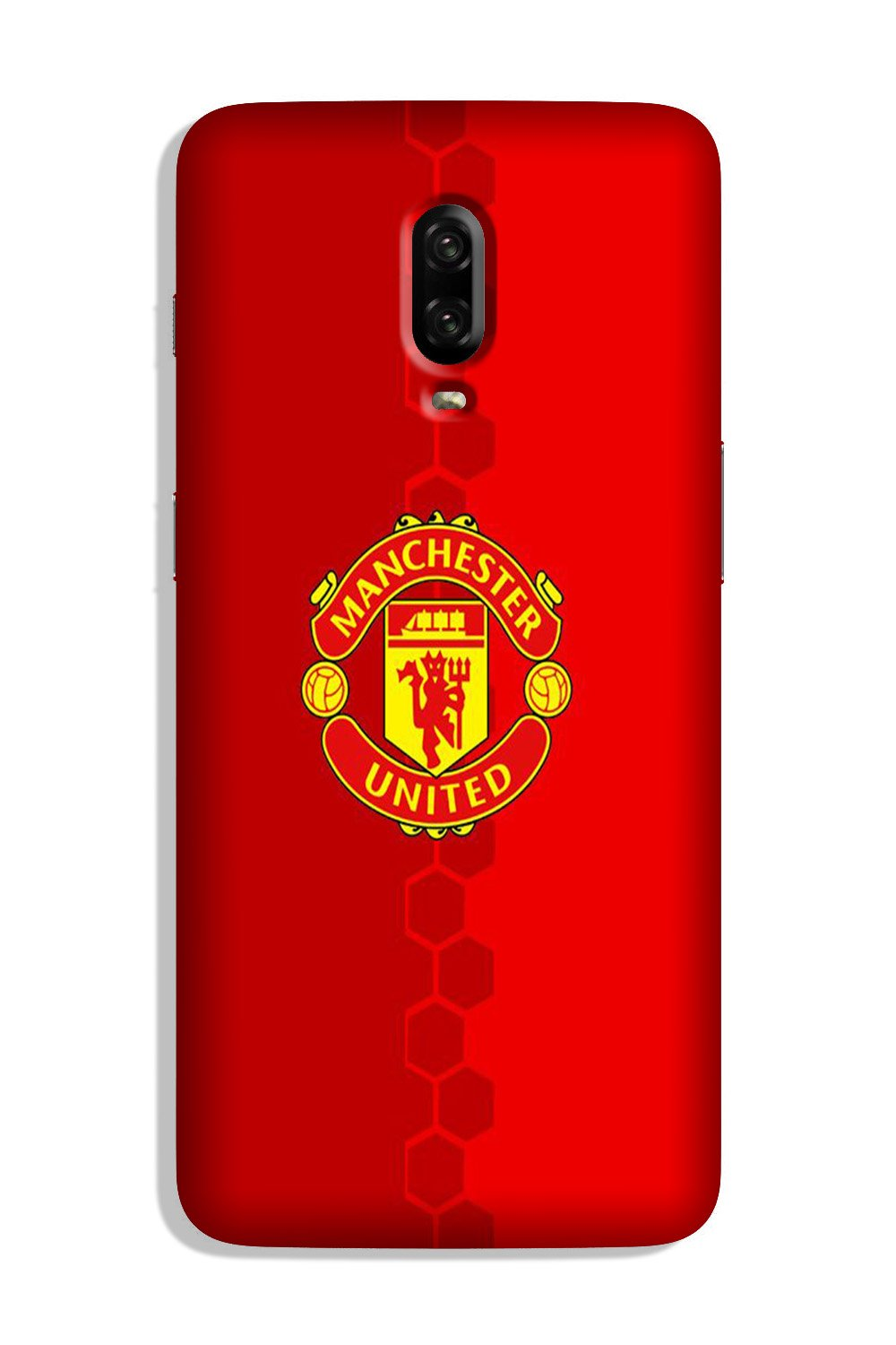 Manchester United Case for OnePlus 7  (Design - 157)