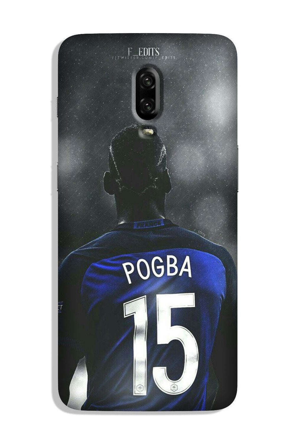 Pogba Case for OnePlus 7  (Design - 159)