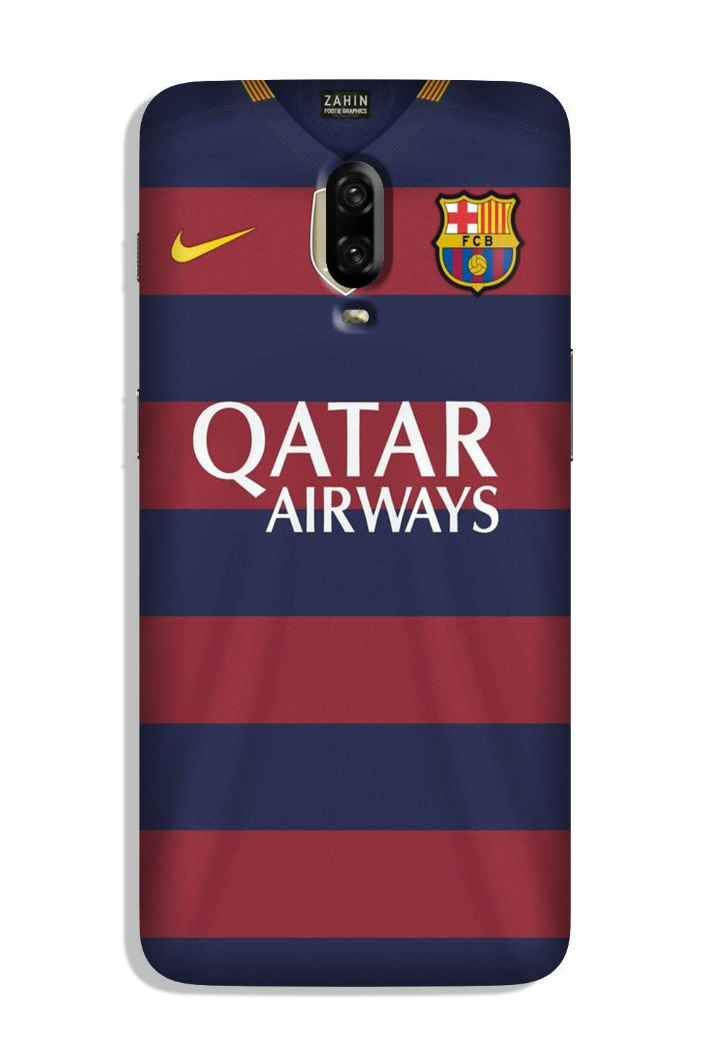 Qatar Airways Case for OnePlus 7  (Design - 160)