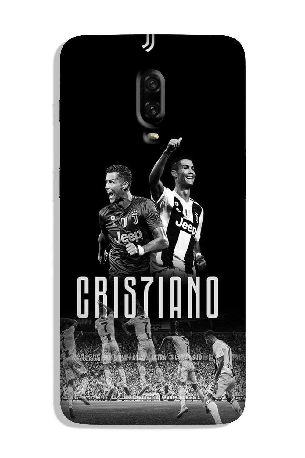 Cristiano Case for OnePlus 7  (Design - 165)