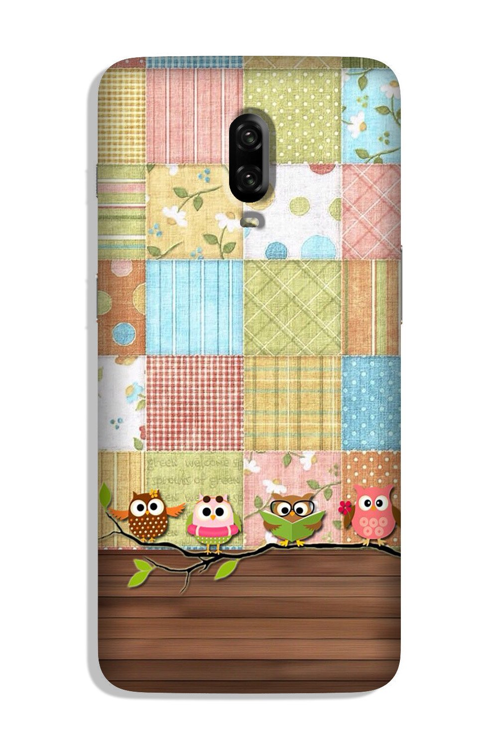 Owls Case for OnePlus 7 (Design - 202)