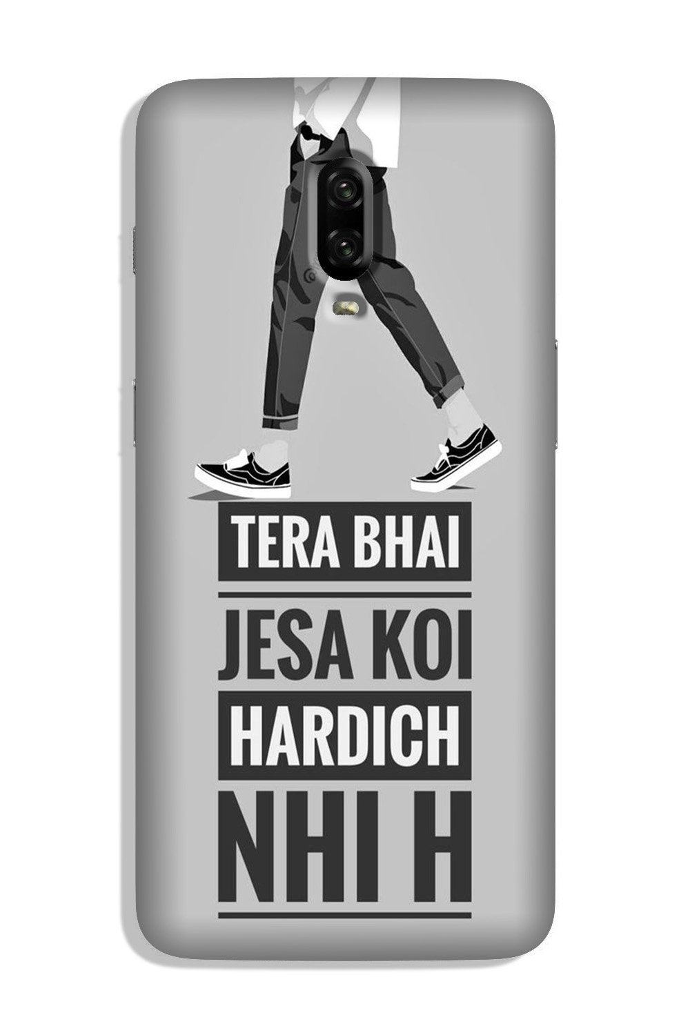 Hardich Nahi Case for OnePlus 6T (Design No. 214)