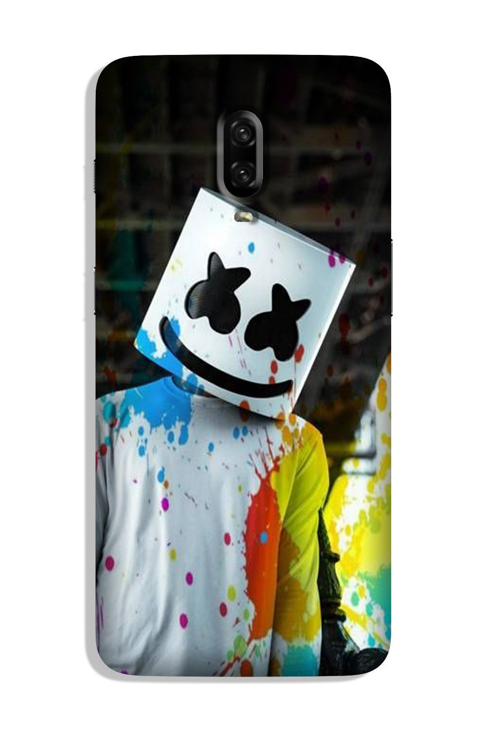 Marsh Mellow Case for OnePlus 7 (Design No. 220)