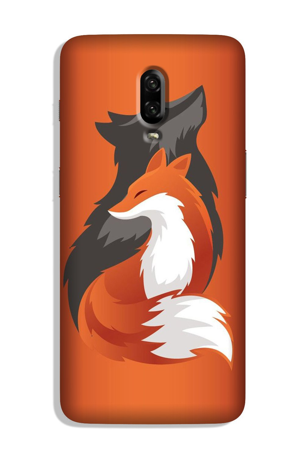 Wolf   Case for OnePlus 6T (Design No. 224)