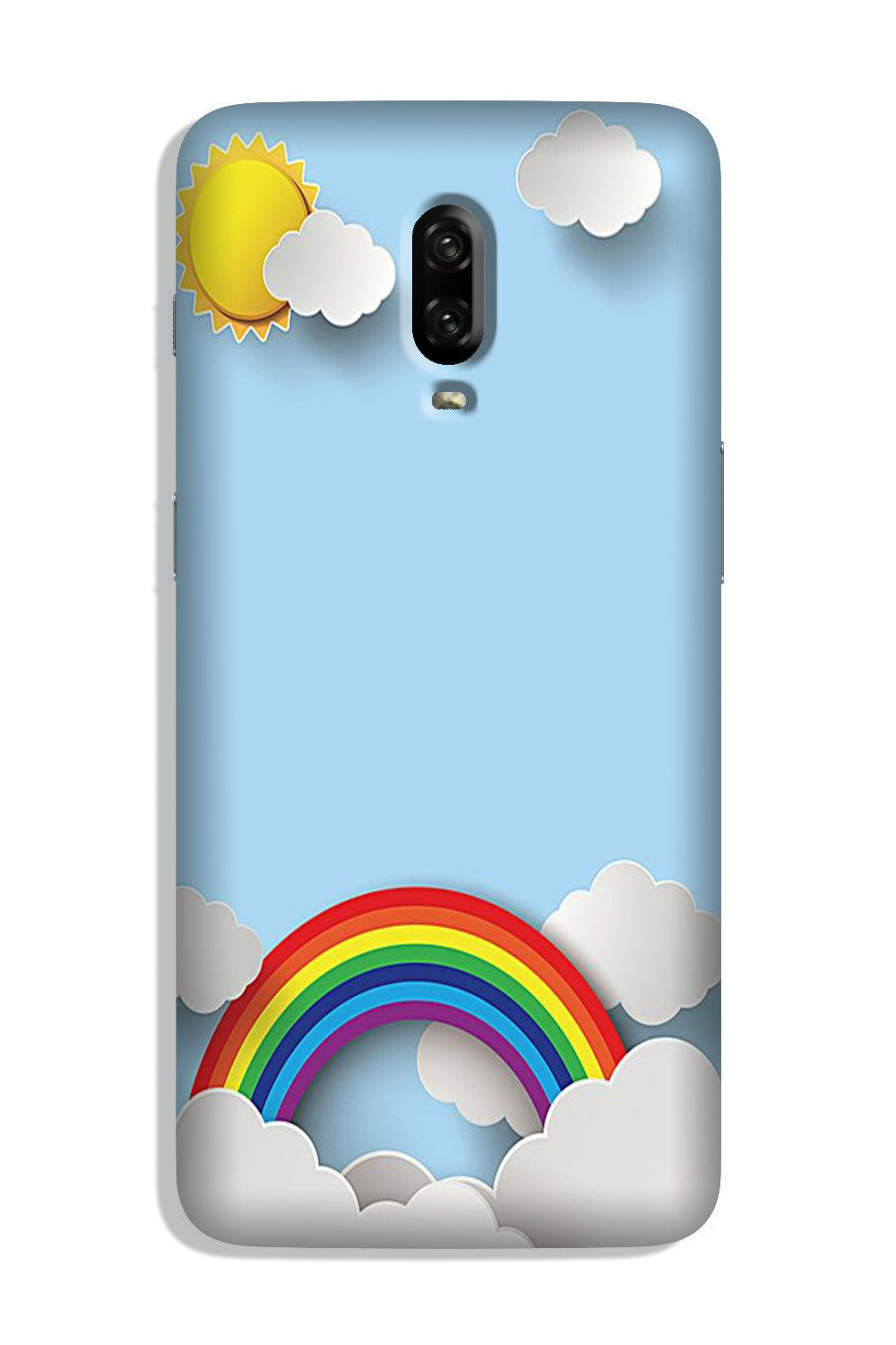 Rainbow Case for OnePlus 6T (Design No. 225)