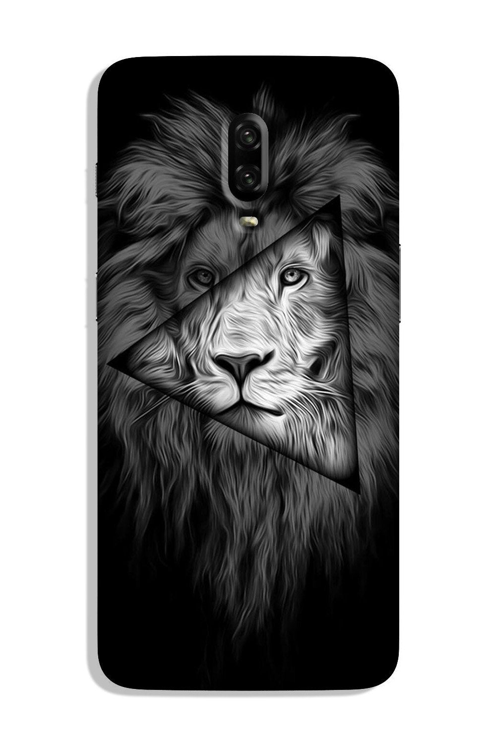 Lion Star Case for OnePlus 6T (Design No. 226)