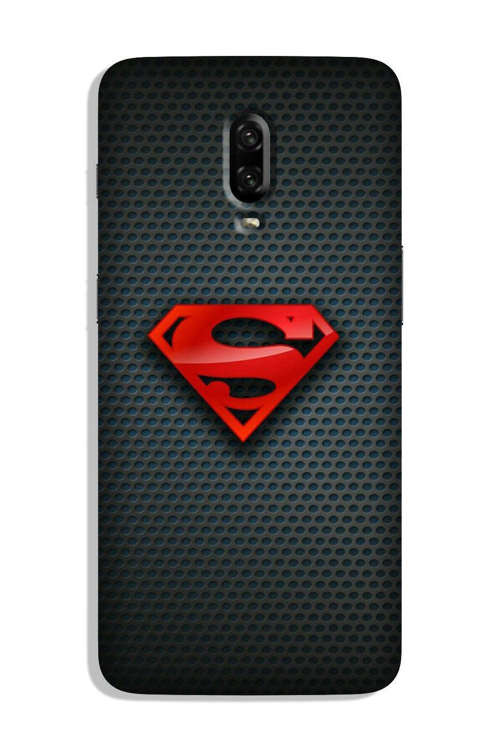 Superman Case for OnePlus 6T (Design No. 247)