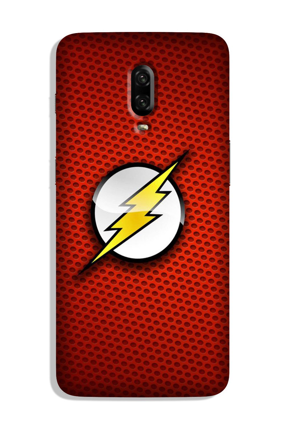 Flash Case for OnePlus 6T (Design No. 252)