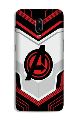 Avengers2 Case for OnePlus 7 (Design No. 255)