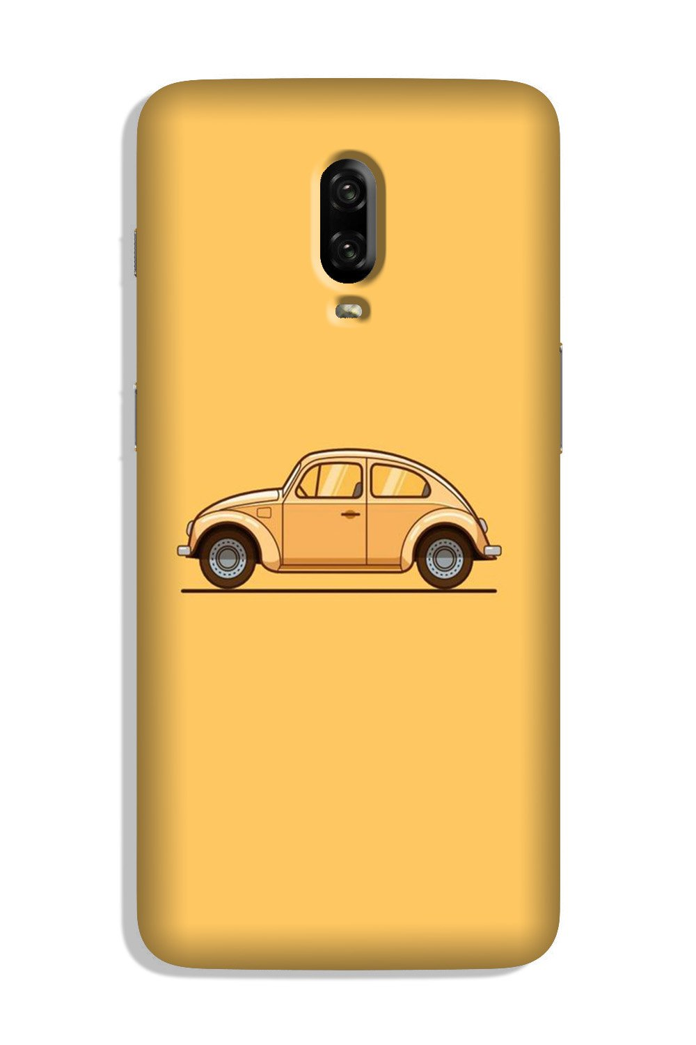Vintage Car Case for OnePlus 6T (Design No. 262)