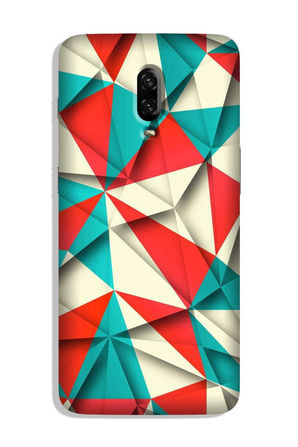Modern Art Case for OnePlus 6T (Design No. 271)