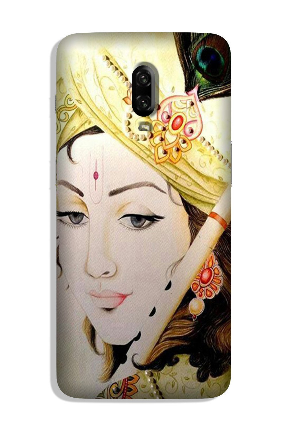 Krishna Case for OnePlus 6T (Design No. 291)
