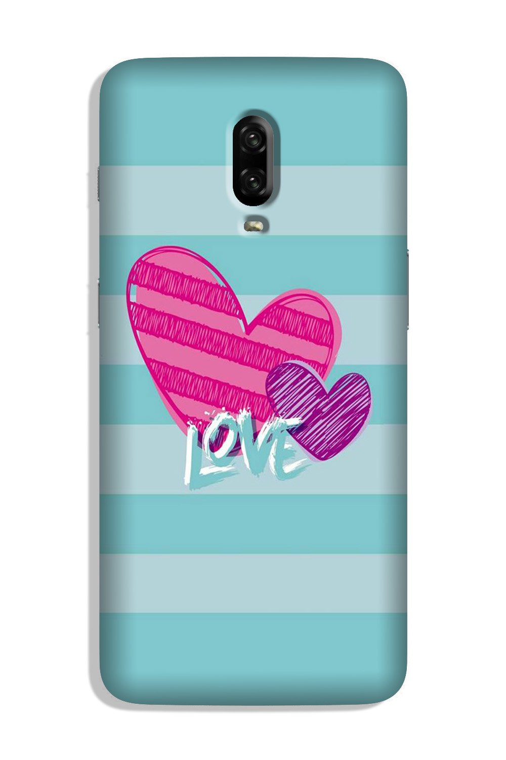 Love Case for OnePlus 6T (Design No. 299)