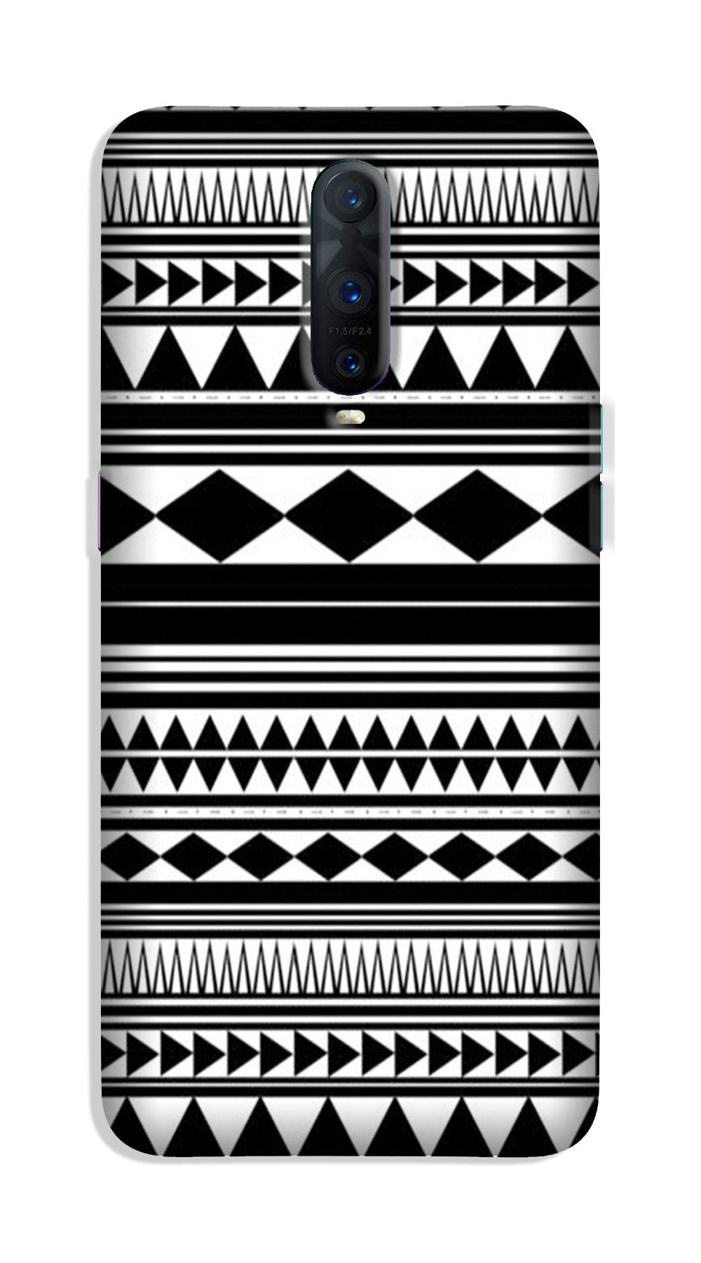Black white Pattern Case for OnePlus 7 Pro