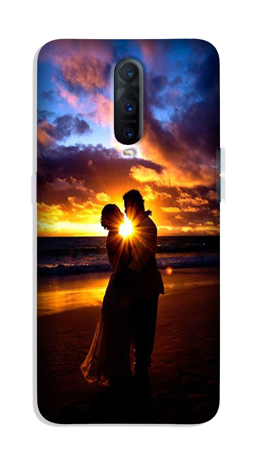 Couple Sea shore Case for OnePlus 7 Pro