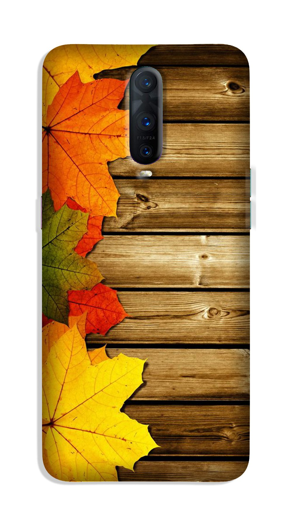 Wooden look3 Case for OnePlus 7 Pro