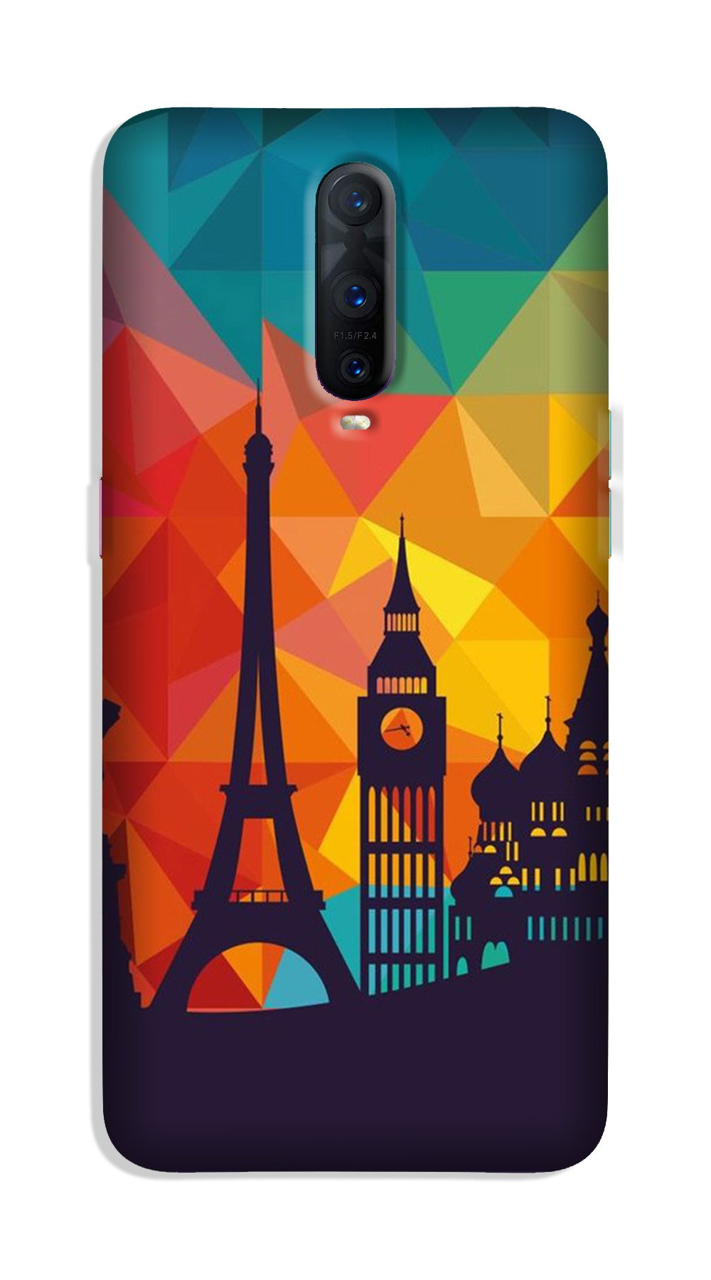Eiffel Tower2 Case for OnePlus 7 Pro